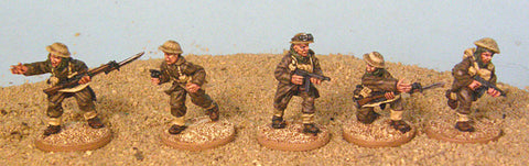 Game Miniatures - Bardia Command (5)