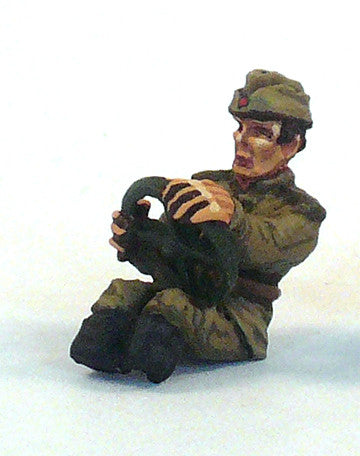 Miniatures Russian Driver