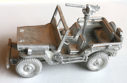 US-AFV Willy's Jeep basic model