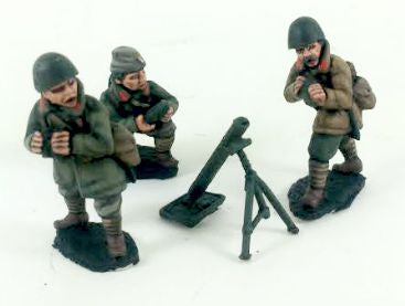 Greek - Greek Mountain Infantry 81mm Mortar (GRK010)