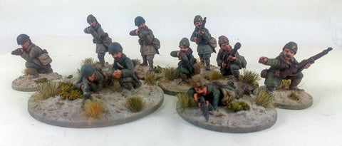 Greek - Greek Mountain Infantry Squad A (GRK003)