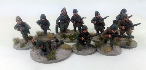 Greek - Greek Mountain Infantry Squad B (GRK004)