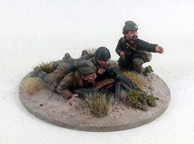 Greek - Greek Mountain Infantry HMG (GRK005)