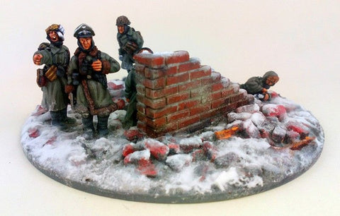 German Stalingrad Veteran Command - Winter Uniform GER102