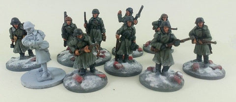 German Stalingrad Veteran Squad B - Winter Uniform GER104