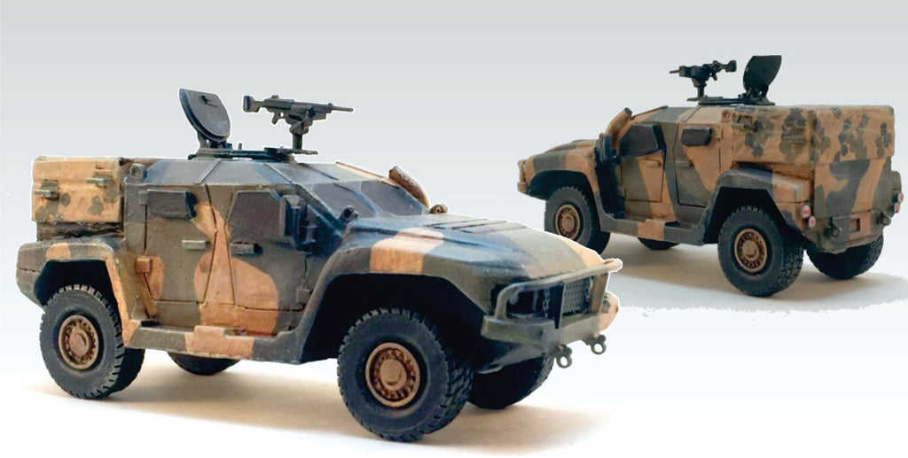 Modern - ADF Hawkei Light Protected Vehicle