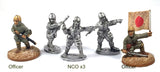 Game Miniatures - IJA Para Command (5)