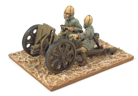 Game Miniatures - IJA Para Mountain  Gun