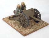 Game Miniatures - IJA Para AT Gun