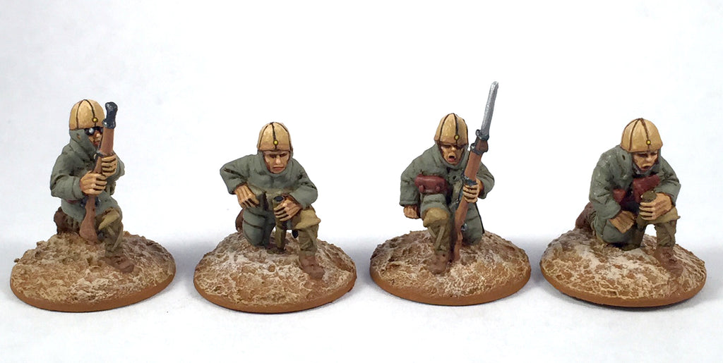 Game Miniatures - IJA Para Ni Mortars  (4)