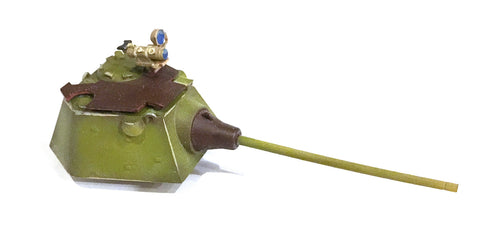 Accessories-AFV Panther F Schmalturm turret