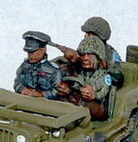Miniatures - Kelly jeep crew