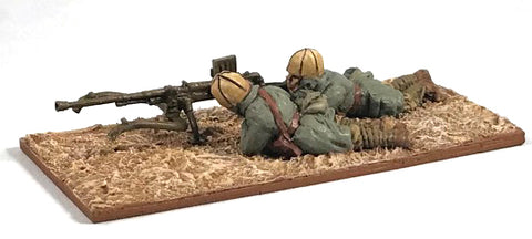 Game Miniatures - IJA Para Anti-tank Rifle Team  (2)