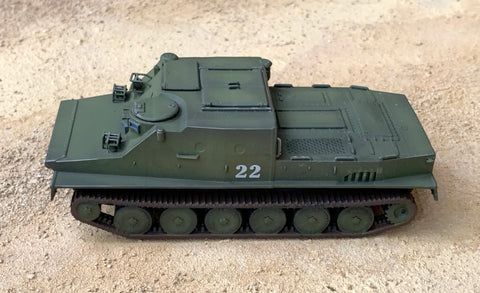 Cold War - BTR-50