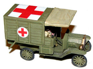 Interwar-AFV Model T Ambulance