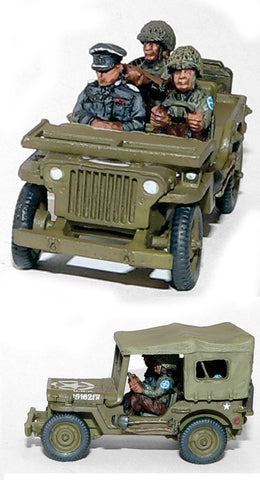 US AFV - Kelly jeep set