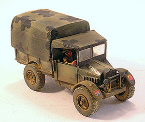 British-AFV Morris 15CWT Open Back