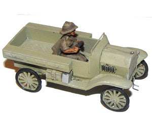 Interwar-AFV Model T long bed  Patrol