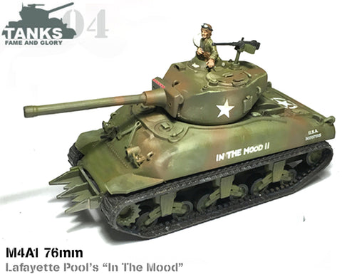 "US-AFV M4A1 ""In The Mood II"""