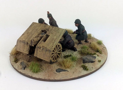 Greek Light Mountain Gun - Skoda M15 75mm GRK015