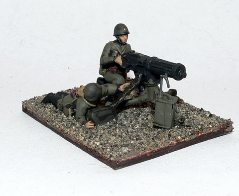 Game Miniatures SNLF 38 HMG Team