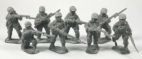 Game Miniatures - SNLF Para Rifles II (8)