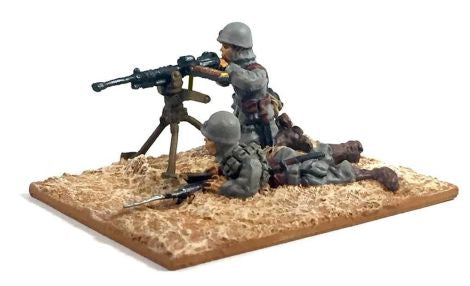 Game Miniatures - SNLF Para HMG Team