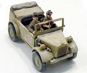German-AFV Stoewer Command Car * Remastered