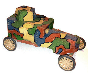 Interwar-AFV Model T Armored Car  TFC