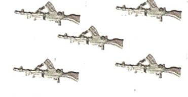 Accessories LMG Bren Gun MG (5)