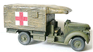 British-AFV Chevy Ambulance