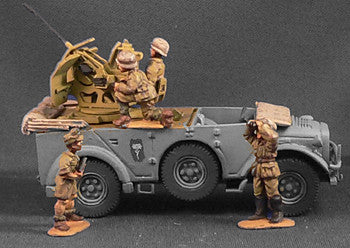 Accessories-AFV Horch 2cm AA kit