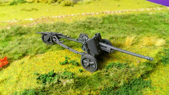 Romanian PaK 38 ATG & Crew - Winter Uniform (ROM112)