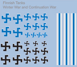 AFV-Decal Finnish Armor