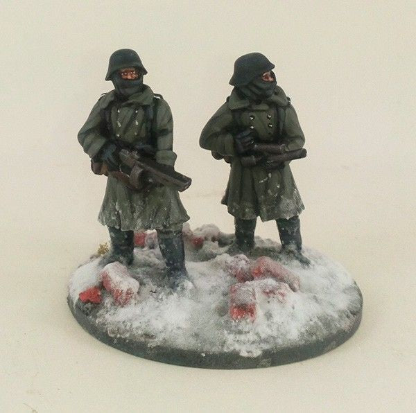 German Stalingrad Veterans Flamethrower - Winter Uniform GER118
