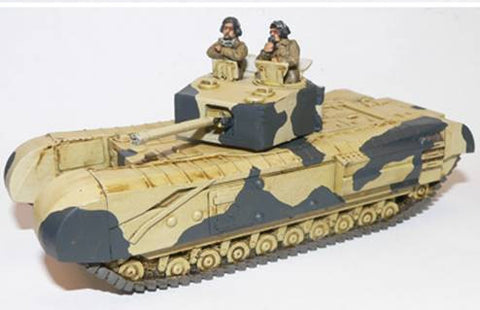 British-AFV Churchill MKIII