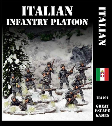 Italian Platoon Winter