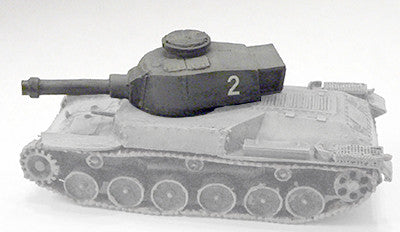 Accessories-AFV 120mm Chi-Ha turret