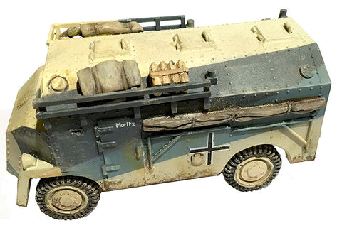 British-AFV Dorchester Command Truck