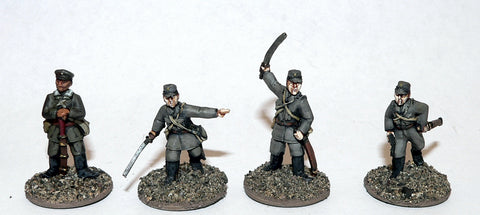 Game Miniatures SNLF 38 Command