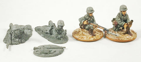 Game Miniatures - SNLF Para Ni Mortar Team  (2 Teams)