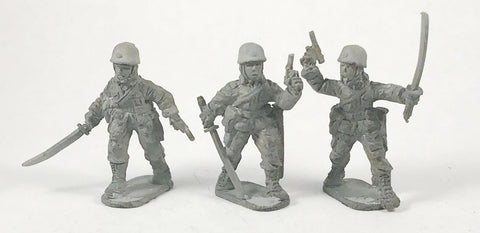 Game Miniatures - SNLF Para Cmd II NCOs (3)