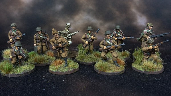 Hungarian Rifle Squad A (HUN003)