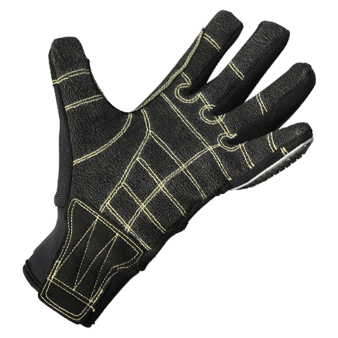 Black Knightz Super Duty Safety Gloves