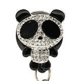 Panda Bear ID Badge Reel - SassyBadge