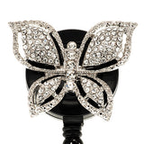 Sparkling Butterfly ID Badge Reel