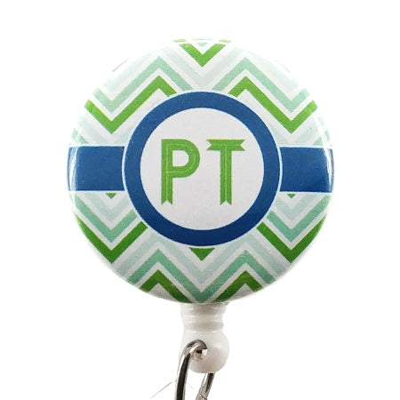 PT 1 ID Badge Reel