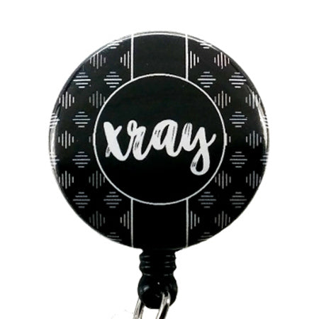 XRAY 1 ID Badge Reel