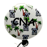 CNA 3 ID Badge Reel