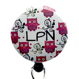 LPN 5 ID Badge Reel